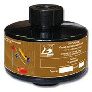 Фильтр противогазовый БРИЗ-2001 марки А1