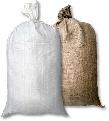 Мешки должны быть 50кг., не рваные, белого цвета.