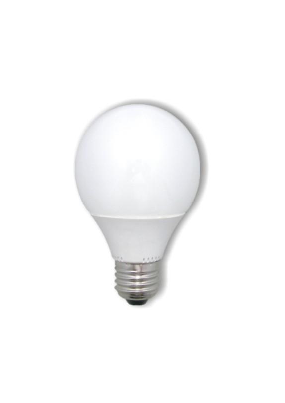 Лампа энергосберегающая Ecola globe 15W ELG G70 220V E27 2700K 112x70 Ультр
