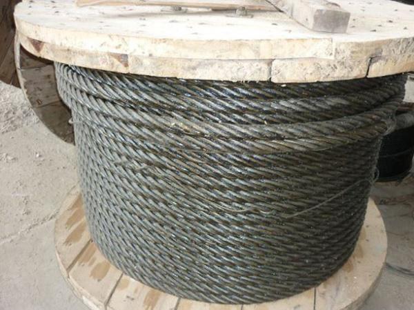 Классификация стальных канатов