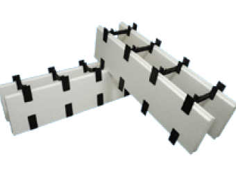 Несъемная опалубка из пенопласта (пенополистирола) строительство домов